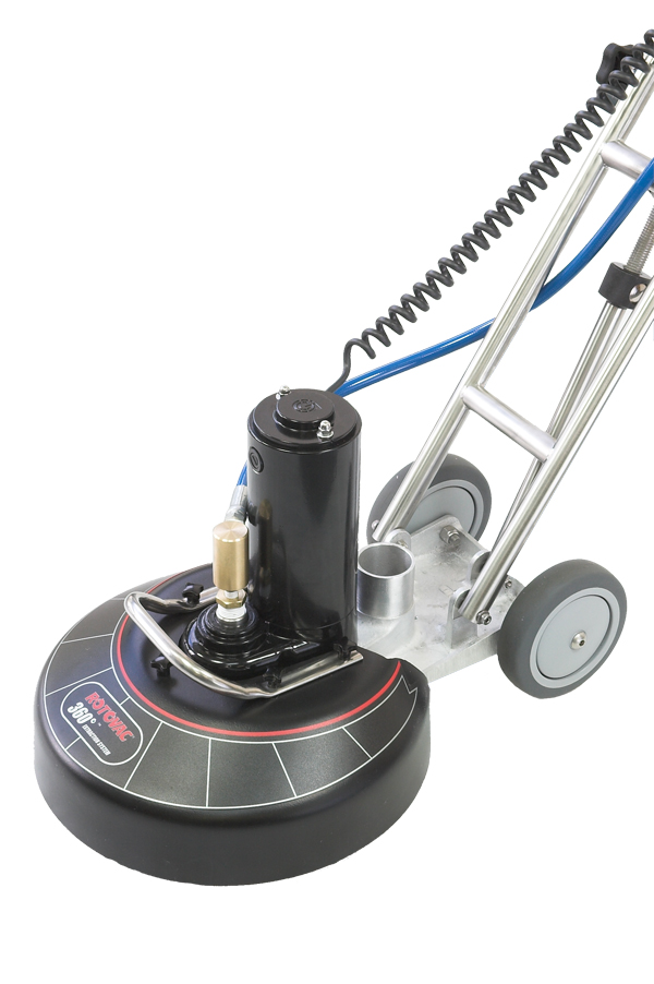 Rotovac 360 360i Carpet Tile Amp Grout Cleaning Machine