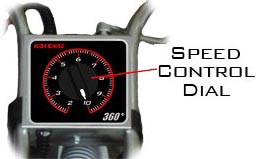 Speed Control Dial