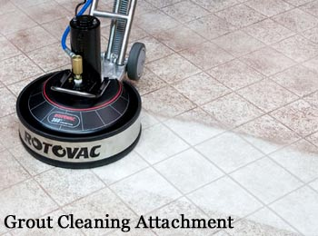Tile & Grout Cleaning Attachment