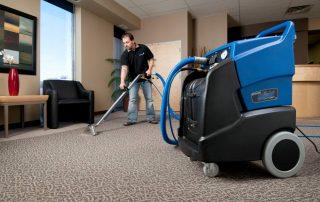Professional Carpet Extractor - Warrior
