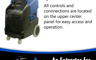 Carpet Cleaning Extractor Machine