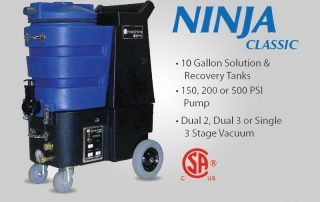 The best carpet cleaning machines - esteam ninja classic