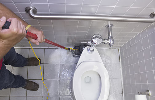 cleaning urinals floors tile grout janitorial kitchener