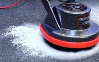 Oreck Orbiter Carpet Cleaning