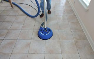 Hard Surface Cleaning Machine with Hydro Force SX-15 Spinner