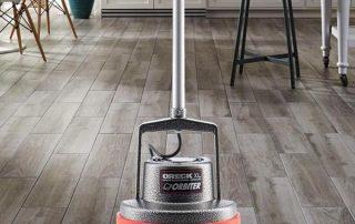 oreck orbiter pro xl general hardwood floor cleaning machine