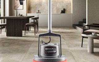 oreck orbiter pro xl kitchen tile and grout cleaning machine