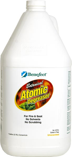 Benefect Botanical Atomic Degreaser Cleaning Product