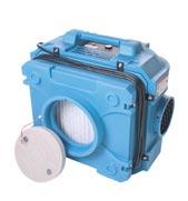 hepa 500 drieaz defendair air scrubber iaq