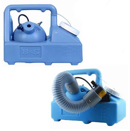b&g heavy duty chemical fogger disinfect sanitizer
