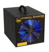 hydroxyl generator titan 2000 international ozone