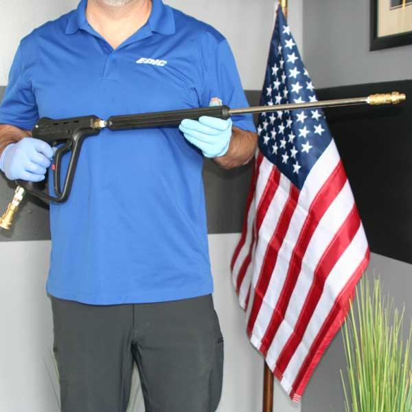misting sparyer gun disinfect