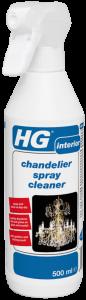 hg chandalier cleaner