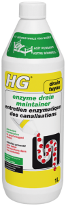 hg enzyme drain maintainer