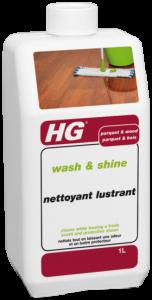 hg hardwood wash & shine