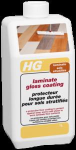 hg laminate gloss coating
