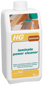 hg laminate powerful cleaner