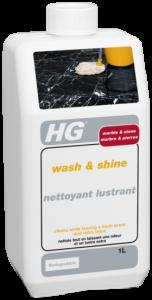 hg marble & stone - wash & shine