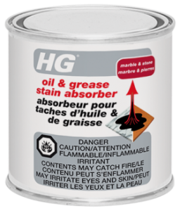 hg oil & grease absorber