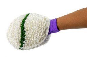 c-8W/Slot Hand Spotter Bonnet Cleaning Pad