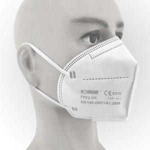 folding particulate protective mask KN95 Covid-19