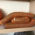 flexible ducting hose 5 inch for sale