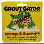 grout gator sponge squeegee